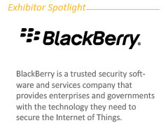 Exhibitor Spotlight: Blackberry