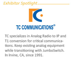 Exhibitor Spotight: TCComm